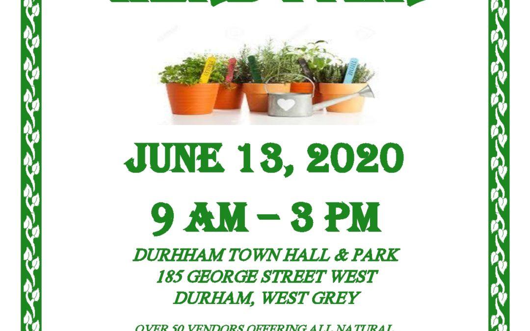 Durham Herb Fair