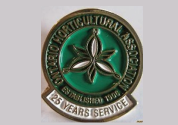 New Pins for Society Members