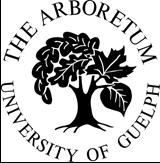 guelph arboretum logo