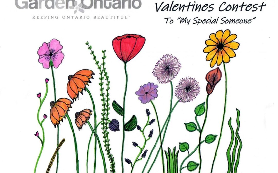 Winners of Our 2021 Facebook Valentines Colouring Contest