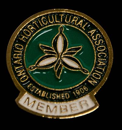 oha service pin, member