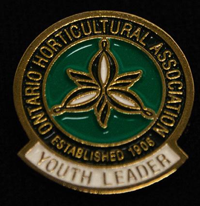 oha service pin, Youth Leader