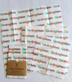 GardenOntario Branded Wax Wraps